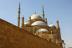 ali μουσουλμανικό τέμενος Στοκ φωτογραφίες με δικαίωμα ελεύθερης χρήσης