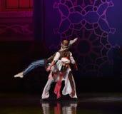 """Ali Baba och för balett""""One tusen och en den tjuv Nights†en Arkivbilder"""