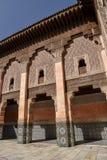 Ali Ben Youssef Madrasa, Marrakech, Morocco Royalty Free Stock Photo