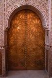 Ali Ben Youssef Madrasa Marrakesh, Marocko Royaltyfria Foton