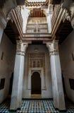 Ali Ben Youssef Madrasa, Marrakesh, Morocco Stock Photography
