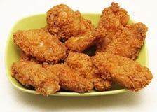 Ali di pollo Immagine Stock