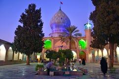 Ali Ebn-e Hamze Shrine Stock Images