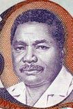 Ali Hassan Mwinyi Stock Images