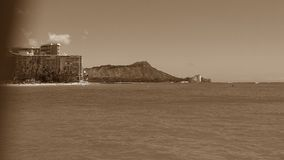 Ali& x27;i tower beach Royalty Free Stock Photography