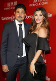Ali Landry and Alejandro Gomez Monteverde Royalty Free Stock Images