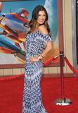 Ali Landry. LOS ANGELES, CA - JULY 15, 2014: Ali Landry at the world premiere of Disney's Planes: Fire & Rescue at the El Capitan Theatre, Hollywood Royalty Free Stock Image