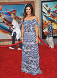Ali Landry. LOS ANGELES, CA - JULY 15, 2014: Ali Landry at the world premiere of Disney's Planes: Fire & Rescue at the El Capitan Theatre, Hollywood Royalty Free Stock Photography