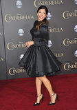 Ali Landry. LOS ANGELES, CA - MARCH 1, 2015: Ali Landry at the world premiere of Cinderella at the El Capitan Theatre, Hollywood Royalty Free Stock Photo