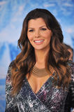 Ali Landry. LOS ANGELES, CA - NOVEMBER 19, 2013: Ali Landry at the premiere of Disney's Frozen at the El Capitan Theatre, Hollywood Royalty Free Stock Photography