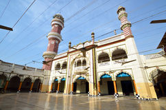 Ali Masjid. In Sukkur,Pakistan royalty free stock photo