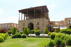 Ali Qapu Palace dans la place de Naqsh-e Jahan, Isphahan, Iran photos stock
