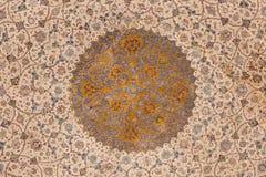 Ali Qapu Palace en storslagen slott i Isfahan, Iran Arkivfoto