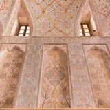 Ali Qapu Palace, a grand palace in Isfahan, Iran. Royalty Free Stock Photos