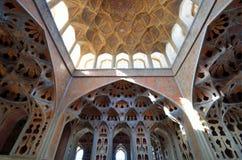 Ali Qapu Palace. In Isfahan,Iran royalty free stock images