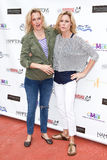Ali Wentworth, Julie Bowen Royalty Free Stock Photo
