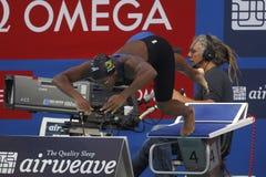 Alia Atkinson Coupe du monde àChartres Photographie stock libre de droits