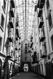 Aliado agradable, Amberes, Bélgica fotografía de archivo libre de regalías
