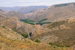 Aliaga Teruel Stock Images