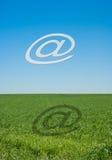 Alias e-mail Royalty-vrije Stock Foto