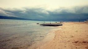 alibijaban остров Стоковое Изображение RF