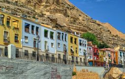 Alicante, Испания Стоковые Фото