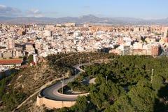 alicante Испания стоковые изображения rf