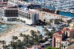 Alicante obraz royalty free