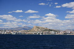 Alicante Royalty Free Stock Images