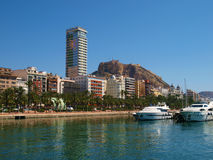 Alicante Royalty Free Stock Photos