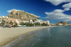 alicante Obrazy Royalty Free