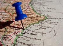 Alicante imagen de archivo libre de regalías