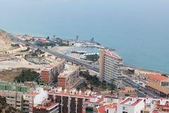 Alicante Arkivfoto