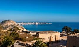 Alicante Photographie stock libre de droits