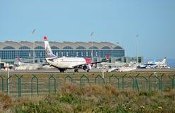 Alicante Airport Stock Image