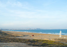 Alicante bay Stock Image