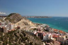 Alicante, Catalonia Spain Royalty Free Stock Image