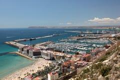 Alicante, Catalonia Spain Stock Image