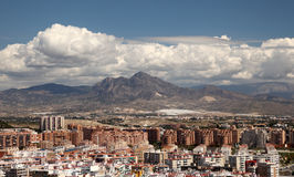 Alicante, Catalonia Spain Royalty Free Stock Photo