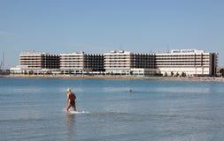 Alicante, Catalonia Spain Stock Images