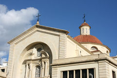 Alicante church royalty free stock photos
