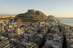 Alicante City Royalty Free Stock Photos