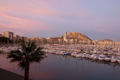 Alicante City Stock Image