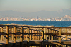 Alicante city Stock Images
