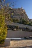 Alicante city Royalty Free Stock Image