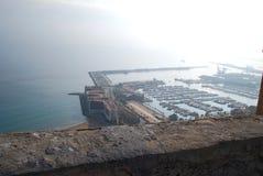 Alicante cityscape Stock Image