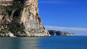 Alicante coast Royalty Free Stock Photo