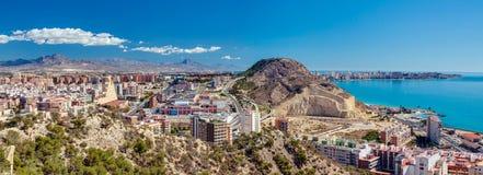 Alicante Costa Blanca Coast fotos de stock royalty free