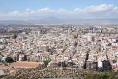 Alicante en España Imagenes de archivo