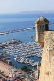 Alicante, ESPAÑA Imágenes de archivo libres de regalías